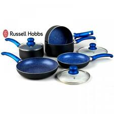 Menaje de cocina color principal azul
