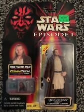 """1999 Hasbro Star Wars Episode 1 TPM Darth Maul Jedi Duel 3.75/"""" ACTION FIGURE Comme neuf on Card"""