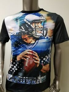 new youth NFL Seattle Seahawks Russell Wilson t-shirt.