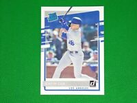 2020 Donruss #44 Gavin Lux RR RC Rookie HOT! MAKE AN OFFER Los Angeles Dodgers