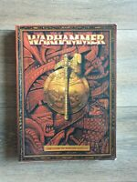 WARHAMMER: The Game of Fantasy Battles. (GW, 2000) Softcover, Very Good Condit.