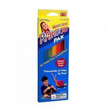 Wikki Stix Rainbow Pack Pak Creative Craft Fun for Children (ST015)