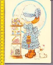 SARAH KAY 70s Mondadori thick notebook school - quaderno scuola spesso