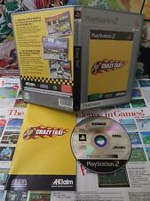 Playstation 2 PS2:Crazy Taxi [TOP SEGA] COMPLET - Fr