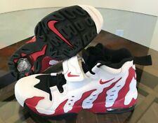 dbfeaabd34 Nike Air DT Max 96 Deion Sanders Diamond Turf Red White 316408-161 Size 9