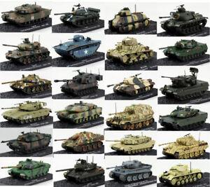 Panzer Altaya / De Agostini 1:72 aussuchen viele Modelle SONDERPREISE
