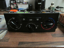 Peugeot 207 SPORT HEATER CONTROLS WITH AIRCON