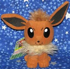 Eevee Pokemon Plush Doll Toy Banpresto Official Vintage 1997 New with Tags USA
