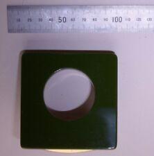 RIF. 57-una coppia di originali wilbec lucite MANIGLIE PER PORTE Pull in Verde 1960 S