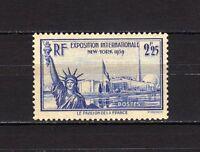 #1347 - Francia - Esposizione di New York, 1939 - Nuovo (** MNH)