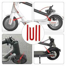 Wheel Port Cover Protective Shell Sticker Silicone Cap for M365 Electric Scooter