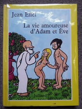 jean effel la vie amoureuse d'adam et eve ed julliard