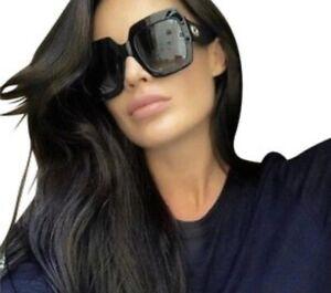Genuine Gucci GG0083S Grey- Black Gradient Lenses 55MM SUNGLASSES.