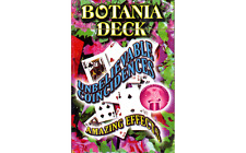 BOTANIA DECK PLAYING CARDS BRIDGE SIZE BY VINCENZO DI FATTA MAGIC TRICK CLOSE UP