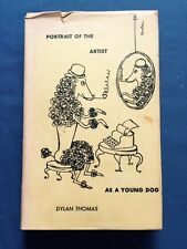 PORTRAIT OF THE ARTIST AS A YOUNG DOG - 2ND AM. ED. FROM TERESA WRIGHT'S LIBRARY