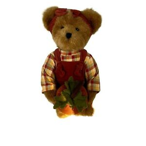 Boyd's Bears #904011 Penelope P Punkinbeary Plush Country Fall Retired New w Tag