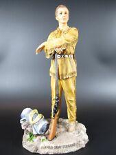 Old Shatterhand 26 cm Figur,Veronese Kollektion,Karl May Lizenz,NEU