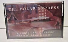The Polar Express Chris Van Allsburg  Read by Liam Neeson Audio Cassette Sealed