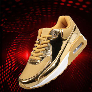 Men Air cushion Sports Shoes Breathable Outdoor Running Athletic Casual Sneakers