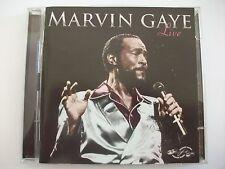 Marvin Gaye Live - Proper Records Ltd PVCD110