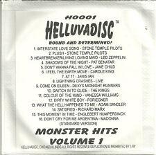 Helluvadisk Brand Karaoke CD+G Bound And Determined