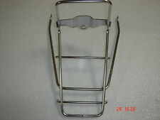 HONDA C70 Passport CM91 C100 BRAND NEW CHROME FRONT RACK