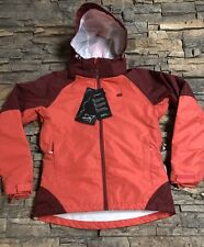 NEW NWT 2117 of Sweden Offerdal Snowboard/Ski Jacket Women's XS 34 Rosered