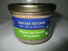 original Entenrillettes von Edouard Artzner im 170 g Glas