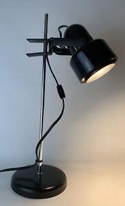 Vintage Mid Century Danish Modern Kovacs Era Spot Desk Lamp space age 1980s