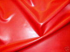 Latex Rubber 0.20mm Thick, 92cm Wide, Red Supatex