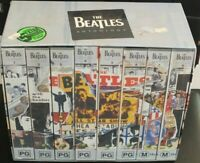 The Beatles - Anthology 8 x VHS Apple Records 1996 NEW/SEALED