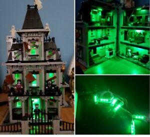 LED Light Kit for 10228 Monster Fighters Haunted House Lighting Kit 10228 blocks