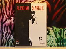 DVD d'occasion en excellent état et comme neuf : SCARFACE avec Al Pacino