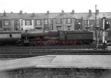 PHOTO  GWR 5926 GROTRIAN HALL LIGHT ENGINE AT PLYMOUTH NORTH ROAD RAILWAY STATIO