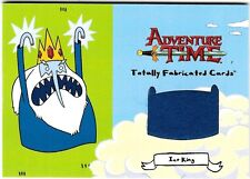 Adventure Time Totally Fabricated Relic Card TF02 TF-02 Ice King