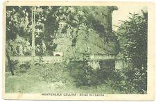 MONTEREALE CELLINA - STRADA VAL CELLINA (PORDENONE) 1930