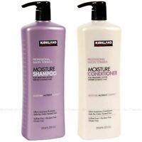 Kirkland Signature Professional Salon Formula Moisture Shampoo Conditioner Pack
