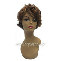 SOULTRESS SYNTHETIC FULL WIG - PERRY