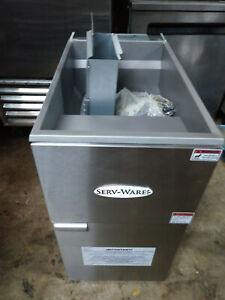 Serve Ware SGF 40N Fryer Gas 40Lb New - Shipping Available