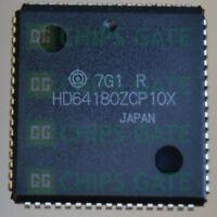 1PCS HD64180ZP10 Encapsulation:DIP64P,HD64180R/Z 8-BIT CMOS (MICRO