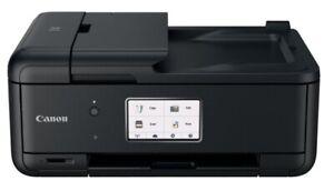 Canon PIXMA TR7550 (wie TR8550) Multifunktion mit 5 Patr. XL >PayPal >Sofort!
