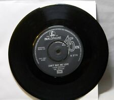 THE BEATLES  PARLOPHONE 45 RECORD R5114 MADE IN UK  MINT- NO PS