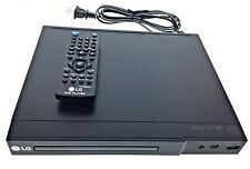 LG DP132 DVD Player With Flexible USB & DivX Playback Black New Other