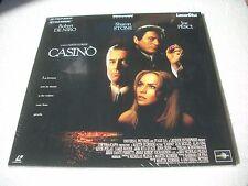 CASINO'   2LD / laserdisc film in italiano