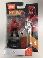 Mega Construx Heroes Series 4 - HELLBOY - new
