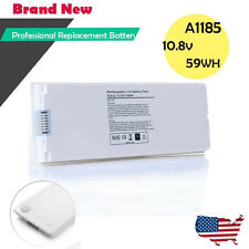 "New For Apple Macbook 13"" 13.3"" 59WH Battery A1181 A1185 MA561 White US"