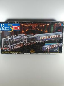 The Orient-Express from the 20's Puzz3D 769 piece jigsaw puzzle 1920's 3D Train