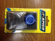 New Apico Blue Oil Fill Plug for HONDA/KAWASAKI/YAMAHA/SUZUKI >15