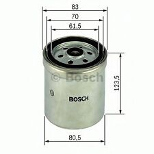 Fuel Filter 1457434154 Bosch 1500486 25011240 83531343 1908312 4764693 N4154 New