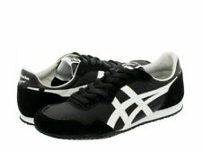 Onitsuka Tiger SERRANO Black × White TH109L Japan Import With Tracking